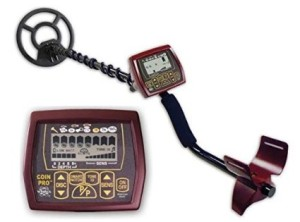 détecteur métaux coinmaster pro