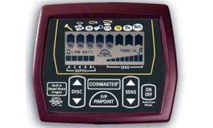 détecteur métaux coinmaster pro écran
